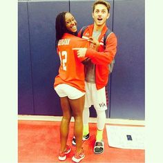 Cute young interracial couple #love #wmbw #bwwm