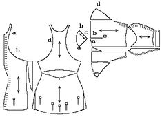 Some Clothing of the Middle Ages - Tunics - Charles of Blois' pourpoint