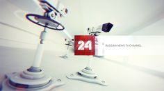 Russia 24 on Behance