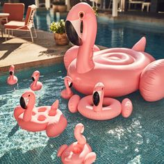 If you need us, we'll be floating on our flamingo. Shop at link in bio.