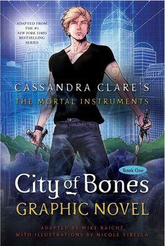 City of Bones graphic novel!