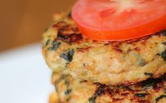 Have you ever had a turkey burger that was dry and tasteless? These sweet potato turkey burgers are gauranteed to revolutionize the way you make an think about turkey burgers all together! The sweet potato gives the burgers a moist and juicy taste without the fat and calories of beef! They are wonderful on whole grain buns, lettuce wraps, or just by themselves!