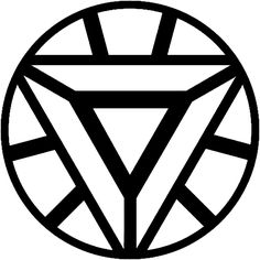 Arc Reactor Template - Arc Reactor Template Iron Man Symbol Iron Man Logo Tattoos For How To Build An Arc Reactor Mark Vi Arc Reactor Iron Man Arc Arc Reactor Logo Vector Ep. Iron Man Logo, Iron Man Symbol, Trendy Tattoos, New Tattoos, Small Tattoos, Tattoos For Guys, Cool Tattoos, Avengers Tattoo, Marvel Tattoos