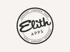 Elith Apps Logo