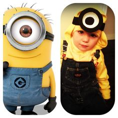 Minion Minions, Fictional Characters, The Minions, Fantasy Characters
