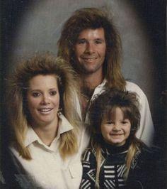 In iedere geval familie heb je wel een rare oom of nichtje, maar meestal probeer je dat op familiefoto's te verbergen. De mensen op de volgende foto's niet.