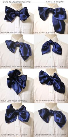 How to Tie a Ascot Tie , Plastron | Men's Grooming products ...