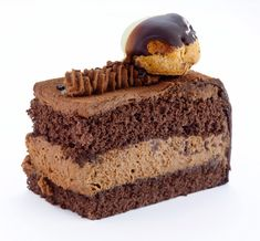 Patisserie Valerie - Choc Mousse Cake (Had a slice of this the other day and it was delicious)