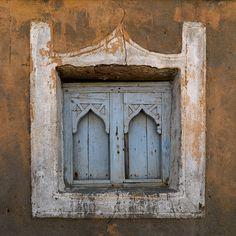 Verschlafenes Städtchen: In der Altstadt von Mirbat, einer der Küstenstädte in der Region Dhofar, sind viele historische Bauwerke erhalten geblieben