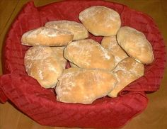 Scottish Baps and Morning Roll - a mesmerizing Scottish dish , perfect for your carving taste buds; Ingredients used in the dish are cake compressed yeast, sugar, milk, dry yeast, all-purpose flour and shortening