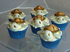 Tortugas Cupcakes