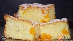Babiččin recept – tvarohové kynuté šatičky – RECETIMA Vanilla Cake, Cornbread, Rum, French Toast, Cheesecake, Yummy Food, Baking, Breakfast, Ethnic Recipes