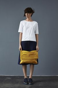 Pillow Bag aus Leder - LUXAA Choice Fashion, Normcore, Pillows, Skirts, Bags, Accessories, Style, Fashion Styles, Handbags