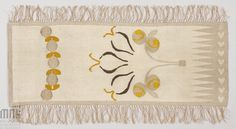 A rug designed by Karol Tichy