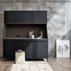 Standout German-designed minimalist kitchen, the SieMatic 29 is modeled after a traditional sideboard   Remodelista