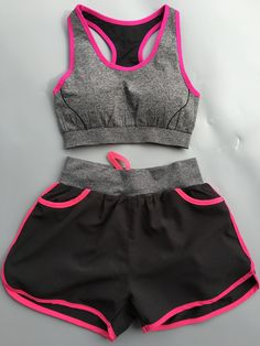 Ideas sport clothes summer gym for 2019 Cute Comfy Outfits, Sporty Outfits, Athletic Outfits, Girl Outfits, Summer Outfits, Fashion Outfits, Sport Fashion, Fitness Fashion, Girl Fashion