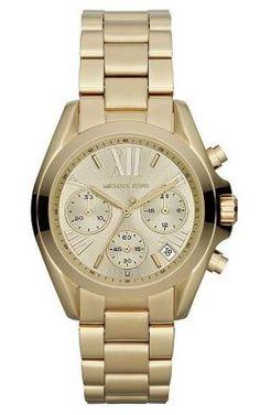 0dd88f127d5c Michael Kors Golden Stainless Steel Chronograph Watch MK5798   Kranich s  Jewelers. Handbags Michael Kors