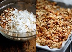 gourmet granola {my new roots}
