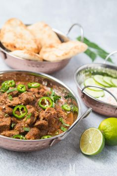 Learn how to make an authentic lamb bhuna curry. Read about the bhooning process and its importance for recreating a bhuna curry. Enjoy with naan and raita! Coriander Seeds, Fennel Seeds, Lamb Recipes, Curry Recipes, Lamb Shoulder, Clarified Butter, Curry Leaves, Themen, Garam Masala