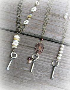 More Keys (Customer Design) - Lima Beads