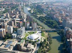 Gallery - Urban Redevelopment of the Plaza del Milenio / EXP architects - 1
