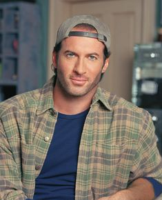 Luke Danes is one of the best parts of Gilmore Girls.