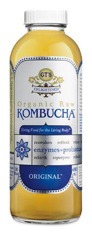 Black Friday 2014 GTs Enlightened Organic Raw Kombucha Original, 16 Ounce -- 12 per case. from GTs Kombucha Cyber Monday Healthy Green Smoothies, Green Smoothie Recipes, Healthy Drinks, Healthy Snacks, Healthy Recipes, Fermented Tea, Fermented Foods, All You Need Is, Organic Raw Kombucha