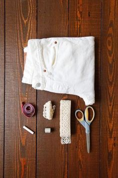 3 ways to make your own DIY shorts!