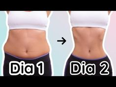 CÓMO PERDER LA BARRIGA EN 1 SÓLO DÍA!! - YouTube My Fitness Plan, Fitness Tips, Health Fitness, Gym Workout Videos, Gym Workouts, At Home Workouts, Weight Loss Body Wraps, Facial Tips, Excercise