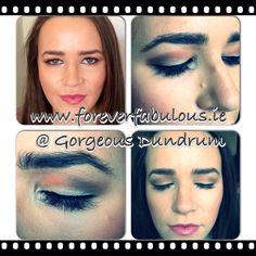 Makeup by Rachel www.foreverfabulous.ie
