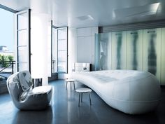 4151d3324344 Inside Karl Lagerfeld s Many Luxurious Homes