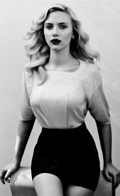 Scarlett Johansson                                                                                                                                                                                 Más