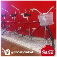 #DiaSinCarro en Colombia por @Coca-Cola Colombia