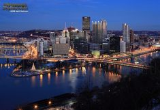 PittsburghSkyline... Photography by Matt Robinson