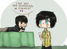 phan fan art - Google Search i remember this lol (and i knew what it meant omg)