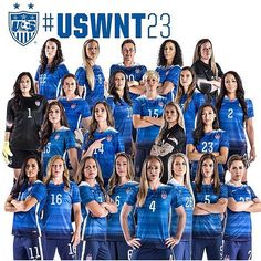 This will cap off this #4thofjulyweekend when the #USWNT #USASheBelieves takes…
