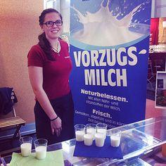 Frische Vorzugsmilch und Milchprodukte bietet der Weidenhof aus dem hessischen Wächtersbach.