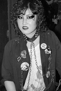 Meet the Punk Women of '70s London in Photos | W Magazine