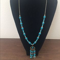 ❗️SALE❗️Gorgeous necklace StylishTurquoise color necklace Jewelry Necklaces
