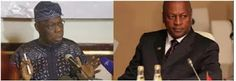 Welcome to Ochiasbullet's Blog: Ghanaian President Insults Obasanjo In London, Cal...