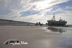 Shipwreck-Petten Zeldenrust Z75 Belgium cutter from Zeebrugge