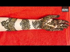 Attractive Henna Mehndi Design for Hand Arabian Mehndi Design, Khafif Mehndi Design, Dulhan Mehndi Designs, Mehndi Design Pictures, Wedding Mehndi Designs, Henna Mehndi, Mehndi Art, Mehendi, Hand Henna