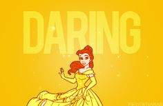 Disney Virtues - Daring