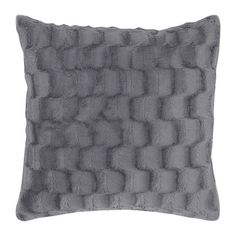 BLÅREGN Cushion cover IKEA The zipper makes the cover easy to remove. Scatter Cushions, Throw Pillows, Liatorp, Cushion Covers Online, Lounge Furniture, Pillow Talk, New Room, Small Living, Merino Wool Blanket