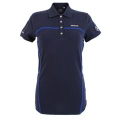 Musto ZP 176 Team Polo Navy | Naylors.com