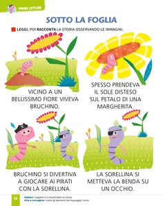 Strepitoso 1 - Letture by Stefano Guarracino - issuu Digital Story, Italian Language, Learning Italian, Preschool Learning, Kids And Parenting, Pixel Art, Make It Simple, Dinosaur Stuffed Animal, Montessori