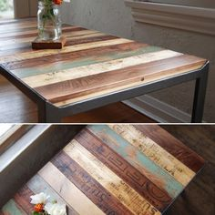 .pallet table