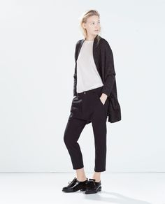 Image 1 of JOGGING PANTS from Zara