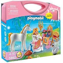 Playmobil - Magic Castle Princess Carrying Case (5892)