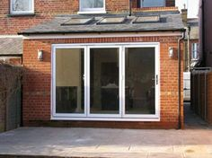 After Property Rejuvenation - Loft conversion, single rear and double storey side extension Single Storey Extension, Side Extension, Extension Ideas, House Extension Plans, House Extension Design, Porches, Conservatory Extension, Conservatory Ideas, Garden Room Extensions